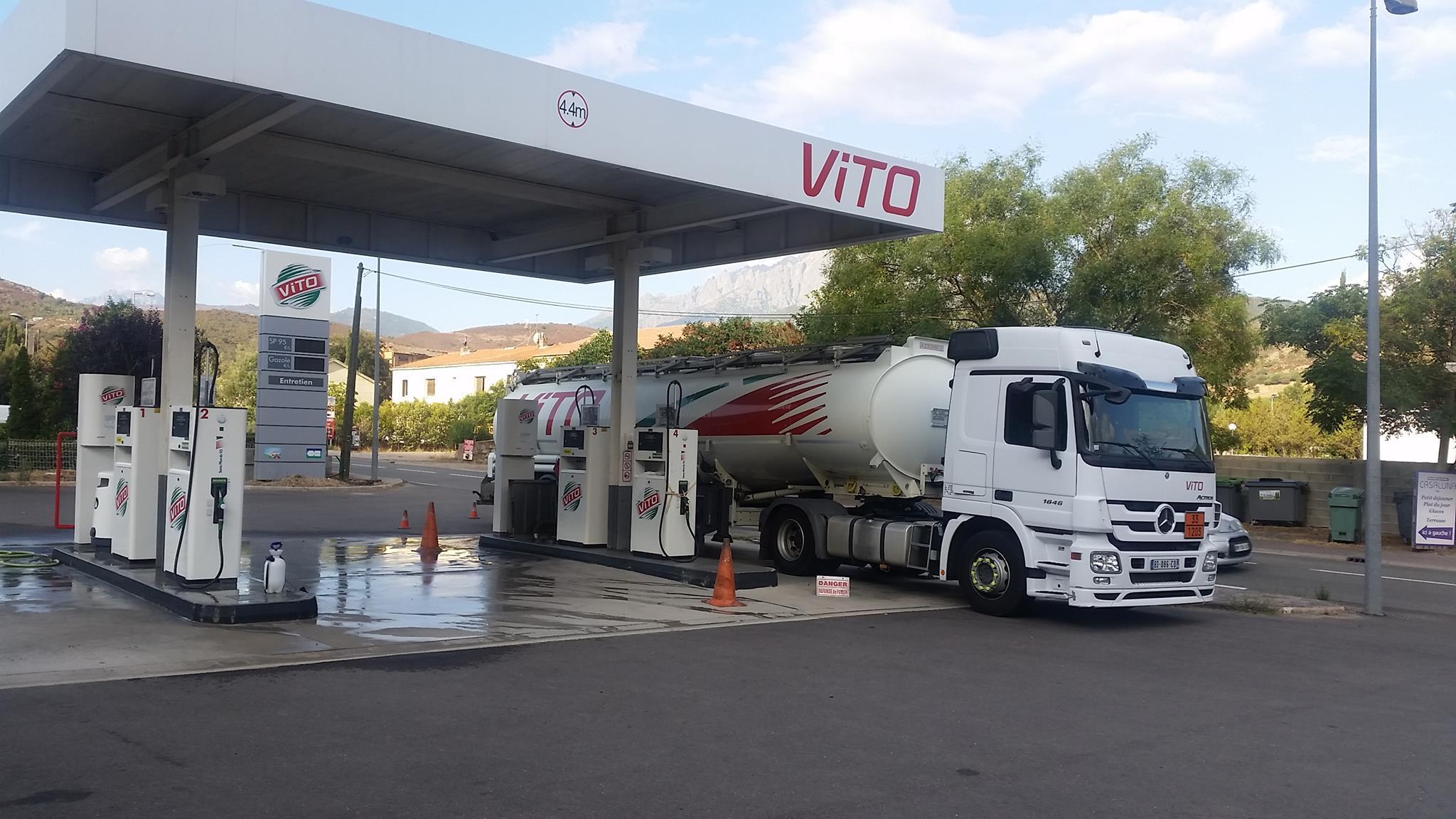 Station Vito Ponte-Leccia Antoniotti Serge